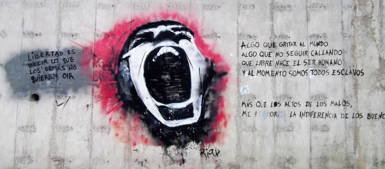 Stolen Scream by Revolt666