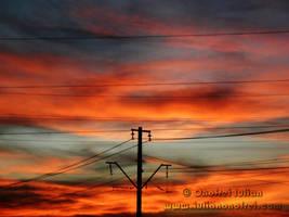Fire Sky by Revolt666