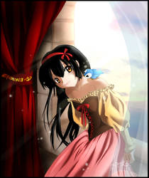 Snow White by chibiesli