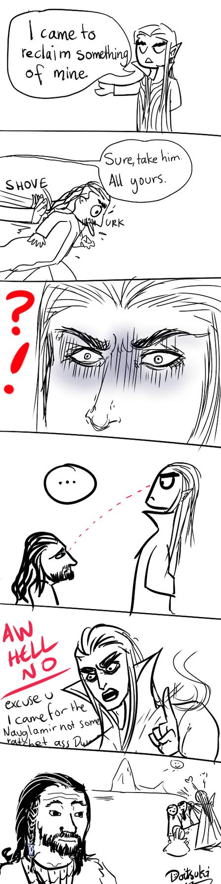 Unwanted by Doitsuki