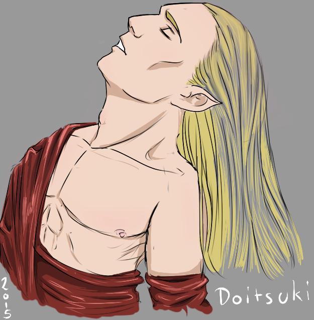 mairon feels nice by Doitsuki