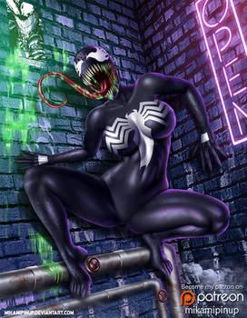 She-Venom (Commission)