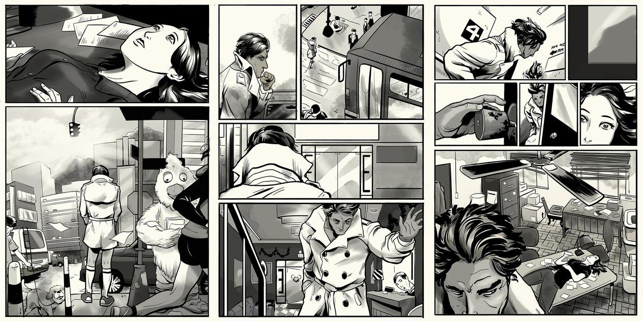 Deceptive Detective by abiku009
