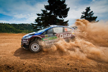 Thierry Neuville by snoopersen
