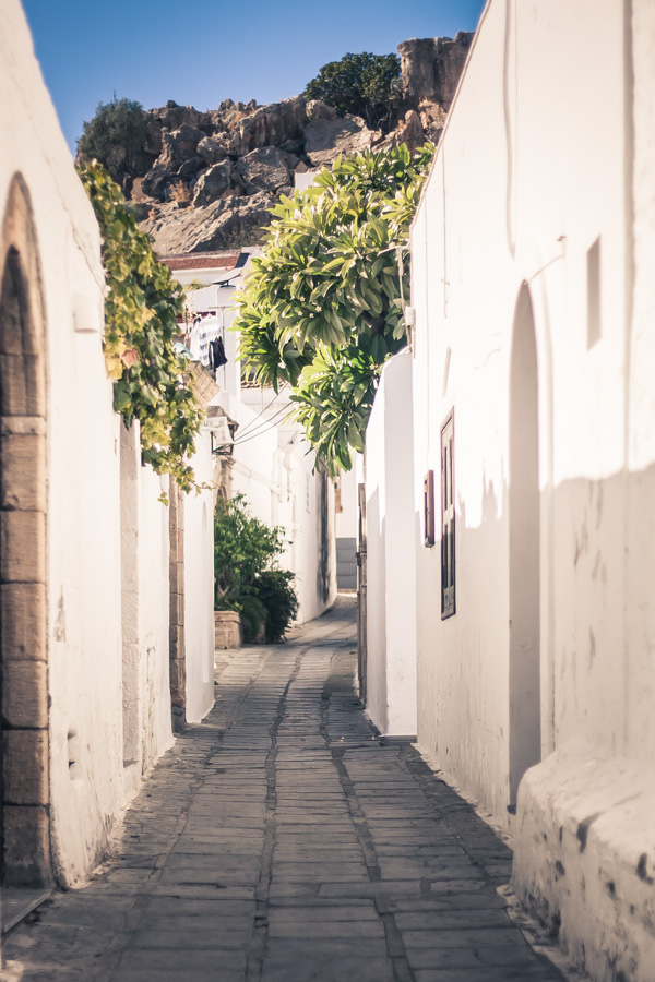 Lindos by snoopersen