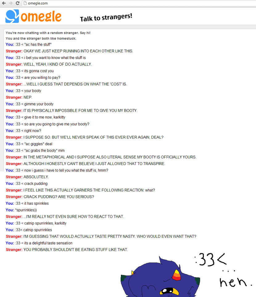 omeglers chat