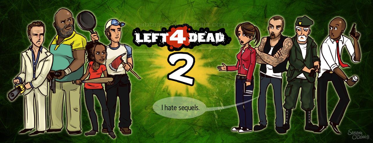 l4d and l4d2 characters meet