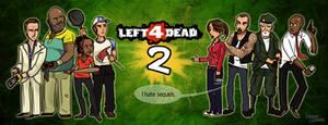Left 4 Dead 2 - Meet the Cast
