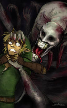 Grasp of the Dead Hand by Sabtastic