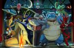 Pokemon Council Commission