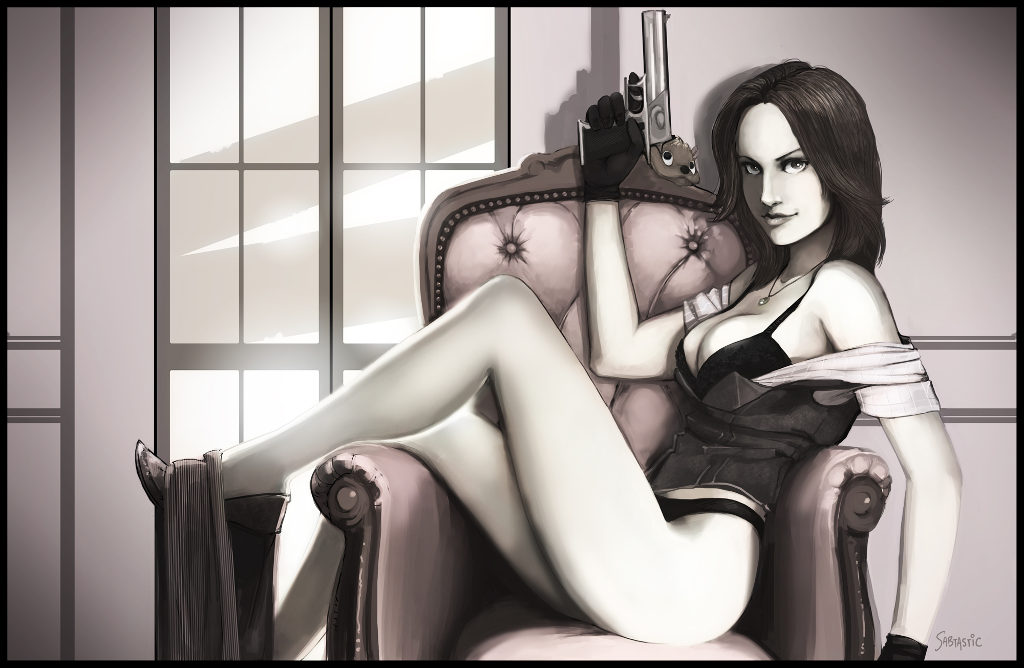 Обитель зла порно комиксы100