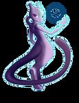 Mewtwo - Pokemon Collab Submission