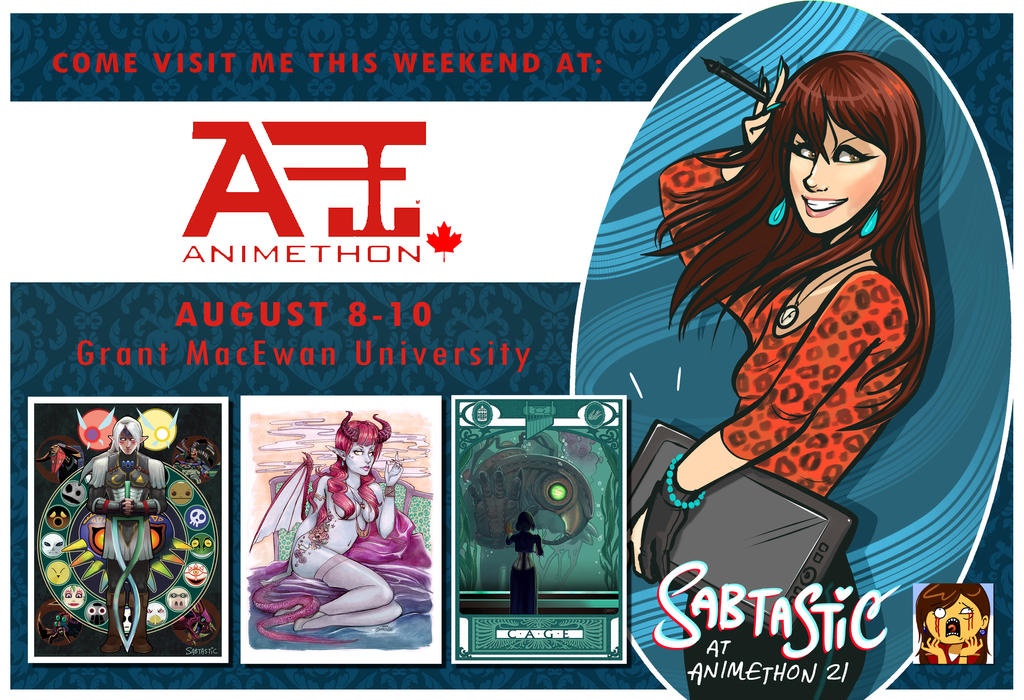 Animethon 21 by Sabtastic
