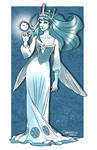 Aurora - Child of Light Commission
