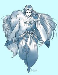 Sesshoumaru Commission - Inuyasha by Sabtastic