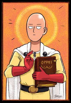 The Prophet Saitama (One Punch Man)