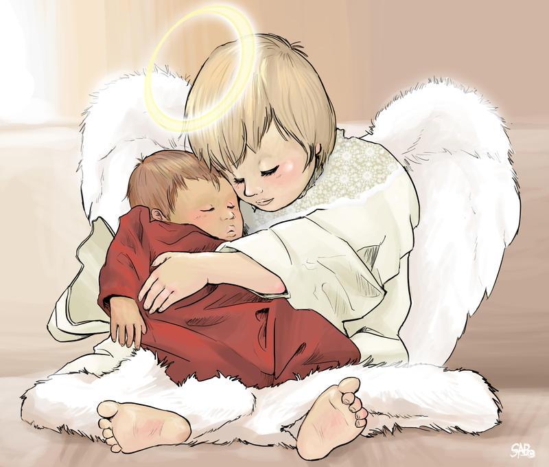 Baby's Guardian Angel