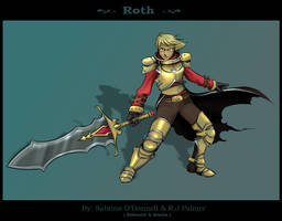 Roth - Character Collab by Sabtastic