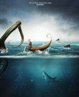 sea horror by cetin34