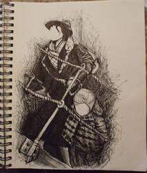 sketchbook 16 by afirocksmysocks