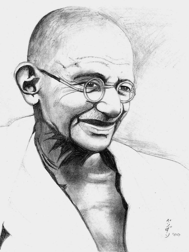 Gandi by ProcrastinatinPanda on DeviantArt