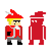 8-bit manners and Atari manners by CaptainToog