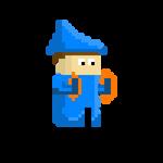 OC - Archimedes - Casting Magic