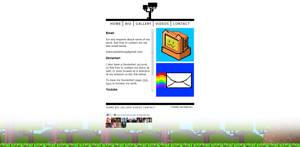 Screenshot - Student Portfolio Assignment -Contact