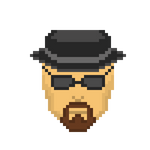 Heisenberg - Breaking Bad fanart