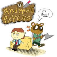 Animal Psycho! - American Psycho Parody by CaptainToog