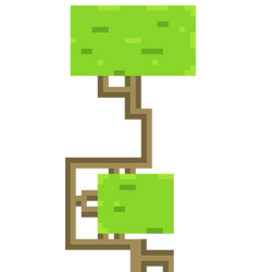 Game Project - Commissioned Tree Graphics