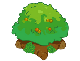 Dark Dot -  Tree Concept by CaptainToog