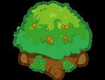 Dark Dot -  Tree Concept