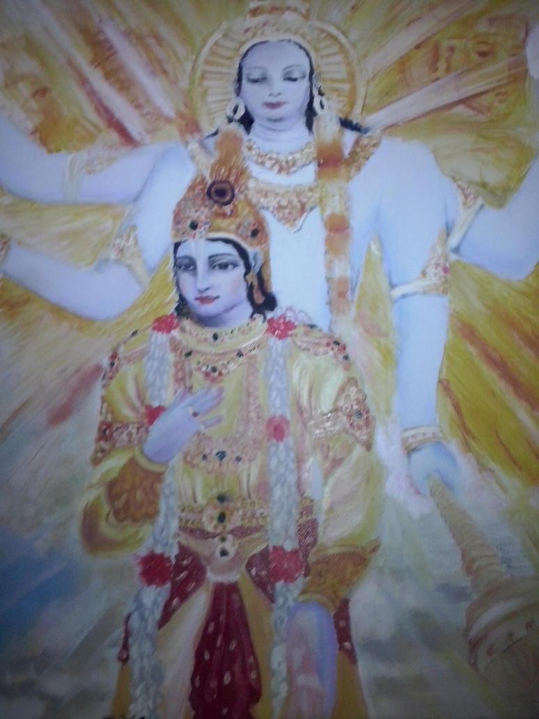 Indi God by NaiidiiraH