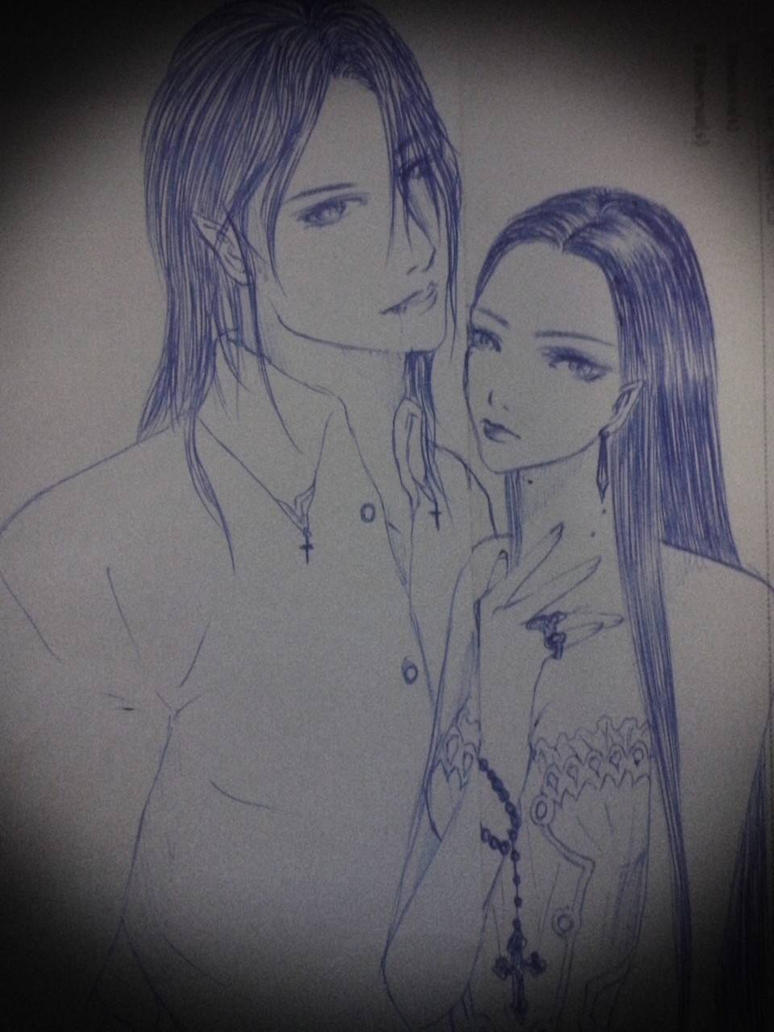 Inmortal love by NaiidiiraH