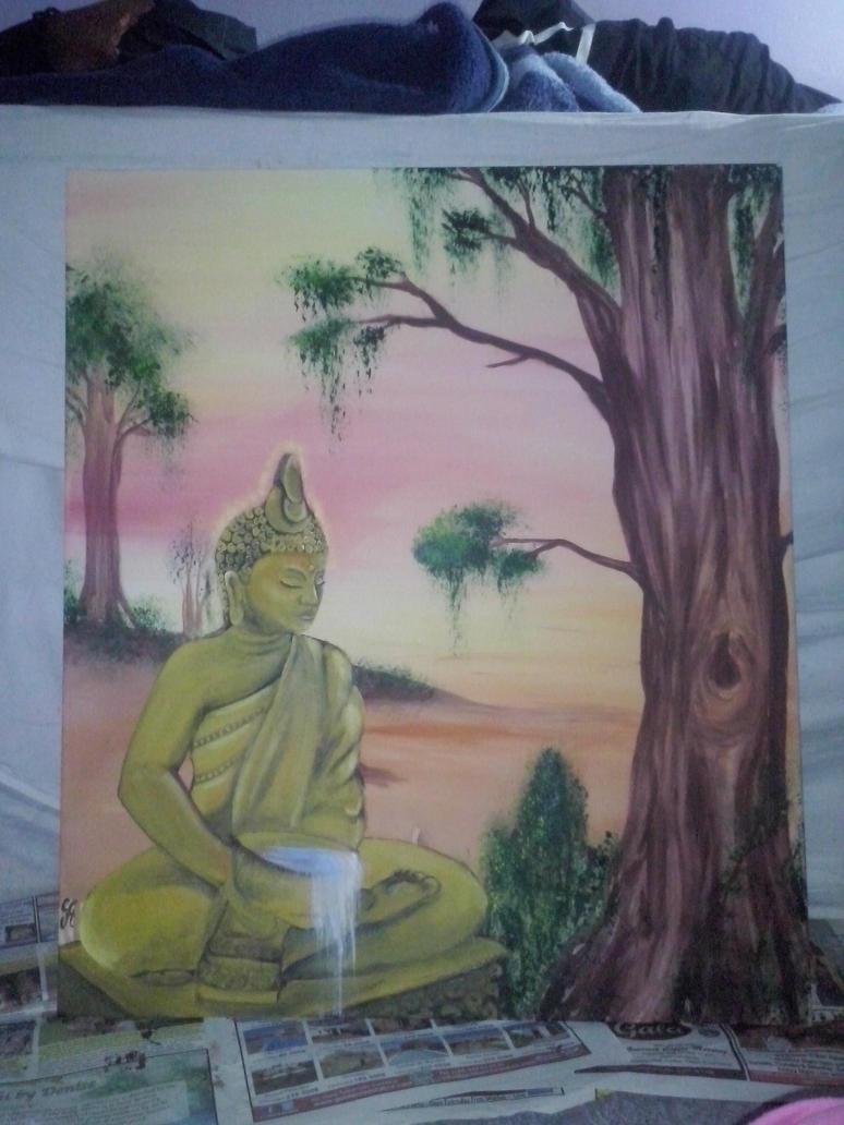 Buda by NaiidiiraH