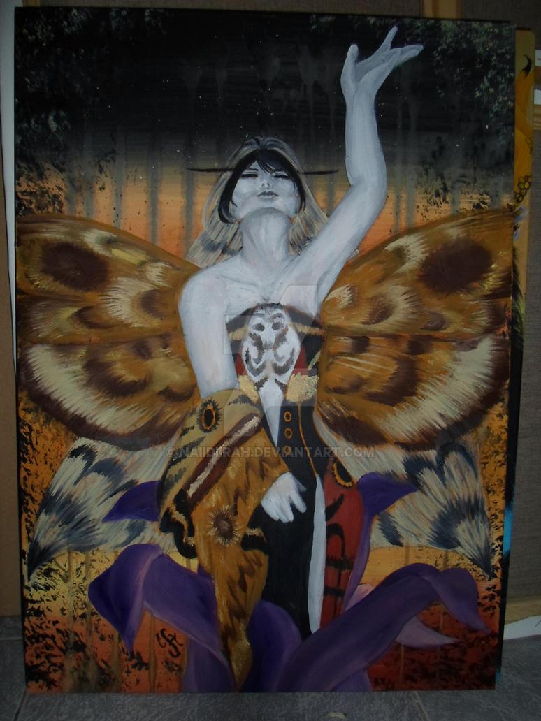 Madame Butterfly by NaiidiiraH