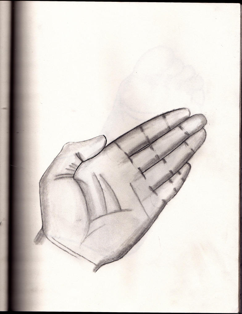 My Karate Chopping Hand by LoneNekoX on DeviantArt