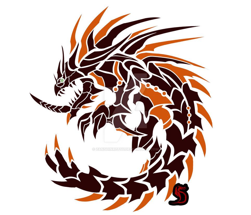 Akantor Circular Emblem By Zanshinretsu On DeviantArt