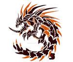Akantor Circular Emblem
