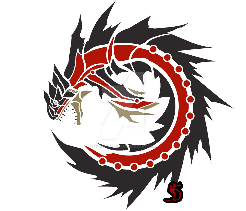 Lavasioth Circular Emblem By Zanshinretsu On DeviantArt
