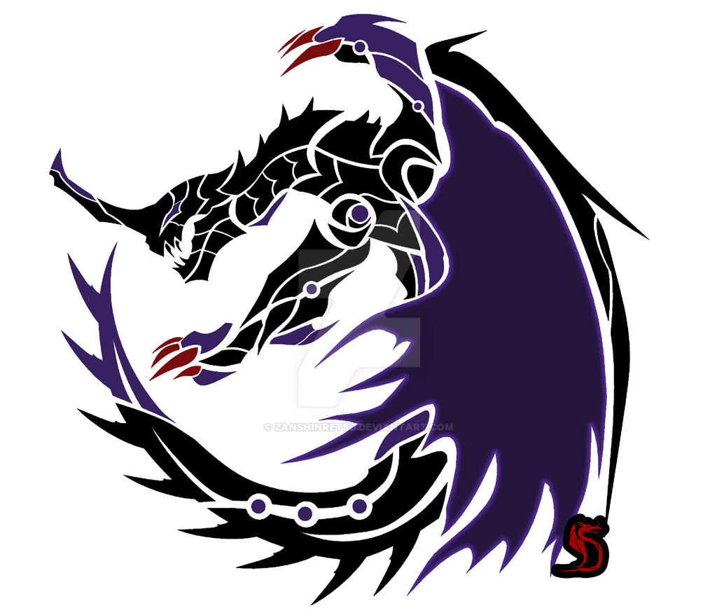 Gore Magala Circular Emblem By Zanshinretsu On Deviantart