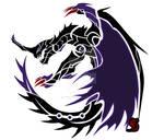 Gore Magala Circular Emblem