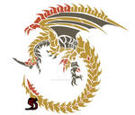 Seregios -Rage Mode- Circular Emblem