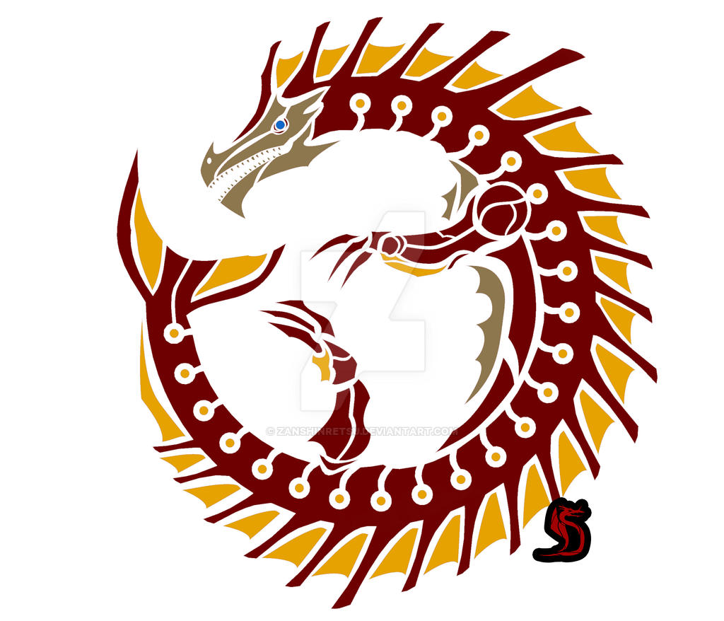 Agnaktor Circular Emblem By Zanshinretsu On Deviantart