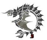 Black Diablos Circular Emblem