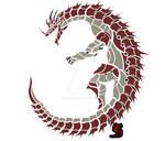 Lao-Shan Lung Circular Emblem