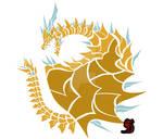 Garuba Daora Circular Emblem