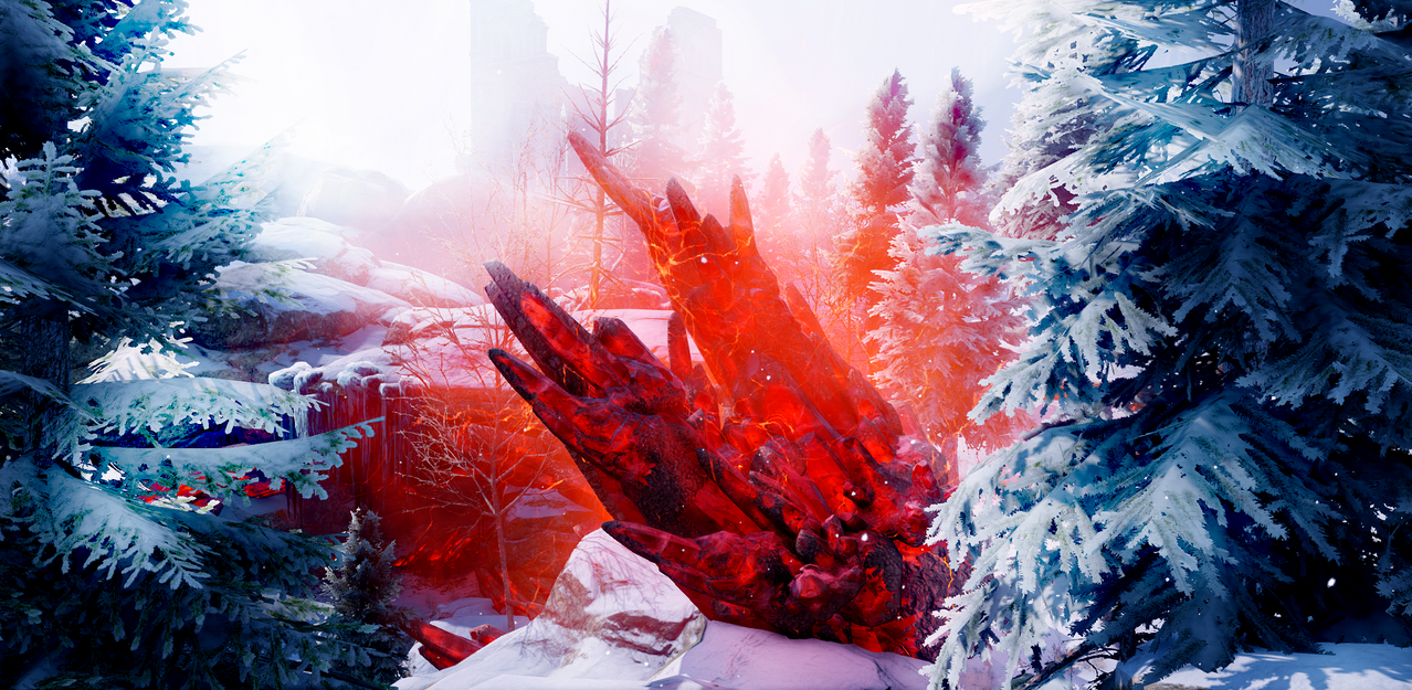 Top Emprise du Lion: Red Lyrium by Arbiters-Creed on DeviantArt VV51