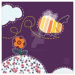 Happy Bug II by Ninina-nini